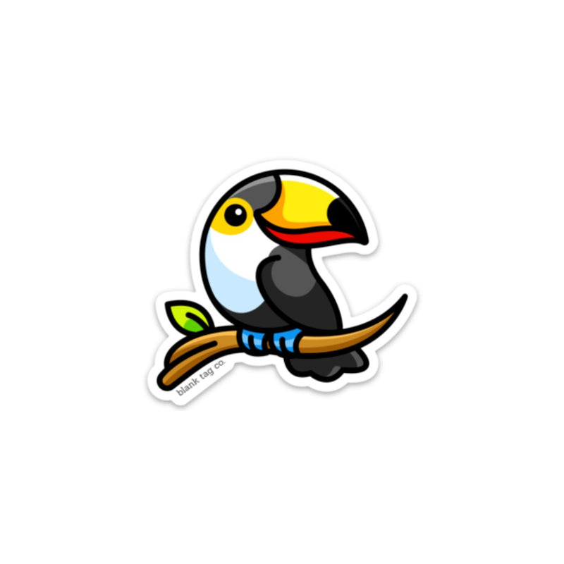The Toucan Sticker