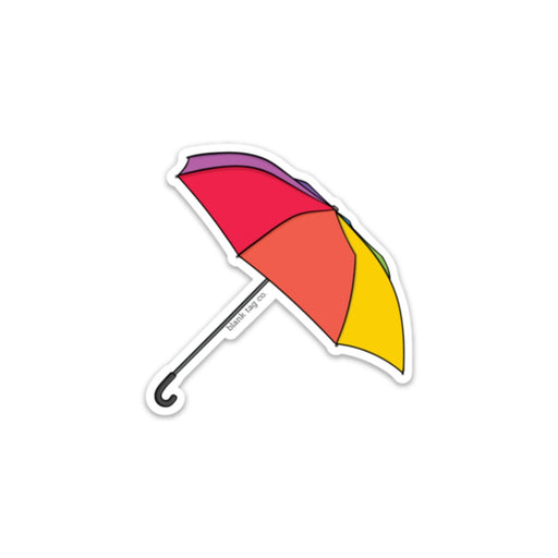The Umbrella Sticker