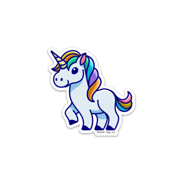 The Unicorn Sticker