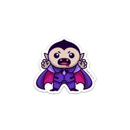 The Vampire Sticker
