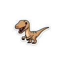 The Velociraptor Sticker