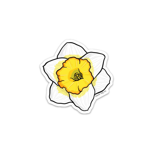 The Daffodil Sticker