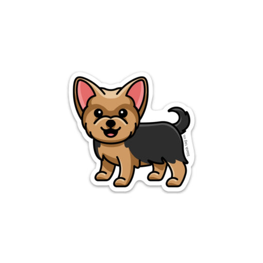 The Yorkie Sticker