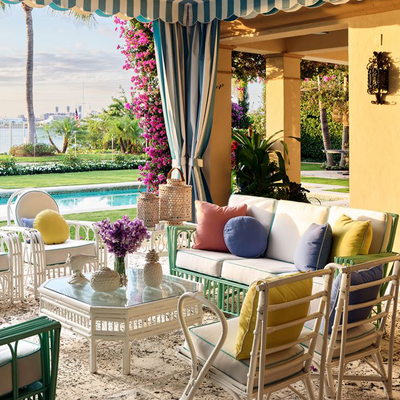 Design Guide: Bringing Color Into Your Patio Space