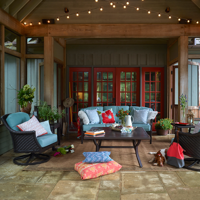 10 Pieces To Put Finishing Touches on Your Outdoor Space