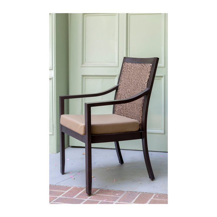 Biscay Wicker Dining Chair