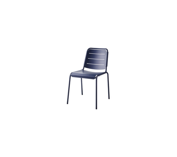 Copenhagen Stackable Aluminum Chair