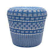 Parkdale Garden Stool in Blue