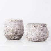 Concrete Planter (Set of 2)