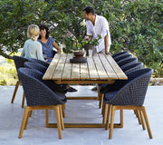 Teak Endless Table - Large
