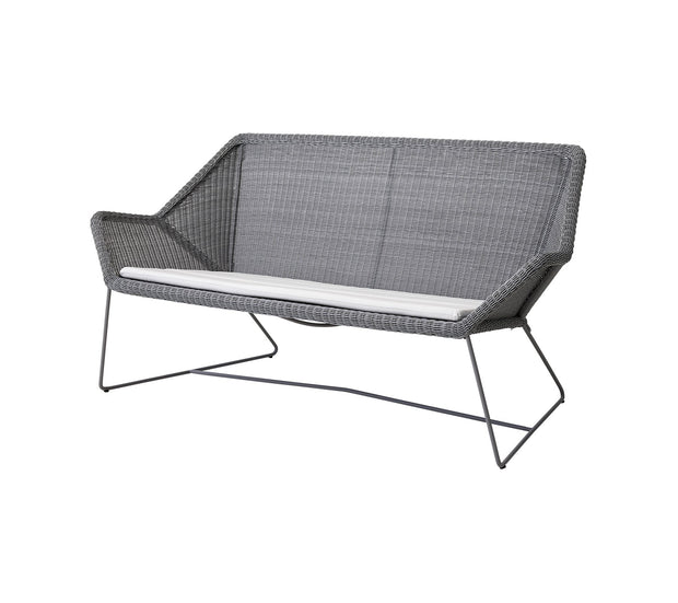 Breeze Cane-line Weave 2-seater Sofa