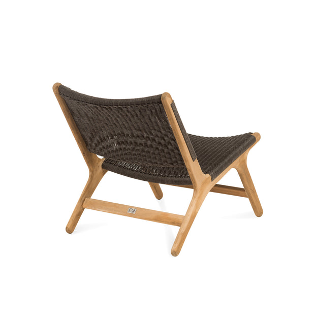 Arden Adirondack Chair - Brown (Set of 2)