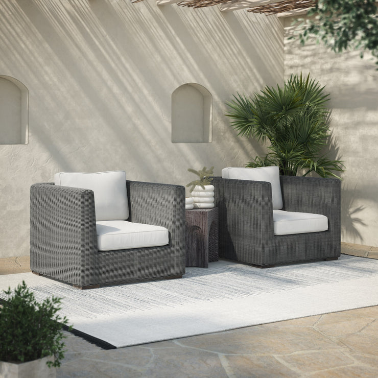 5-Piece Sofa and Club Chair Set