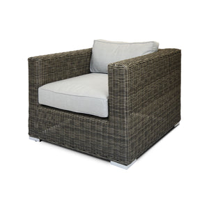 The LUX Estate - 4 Piece Sunbrella© Deep Seating Set
