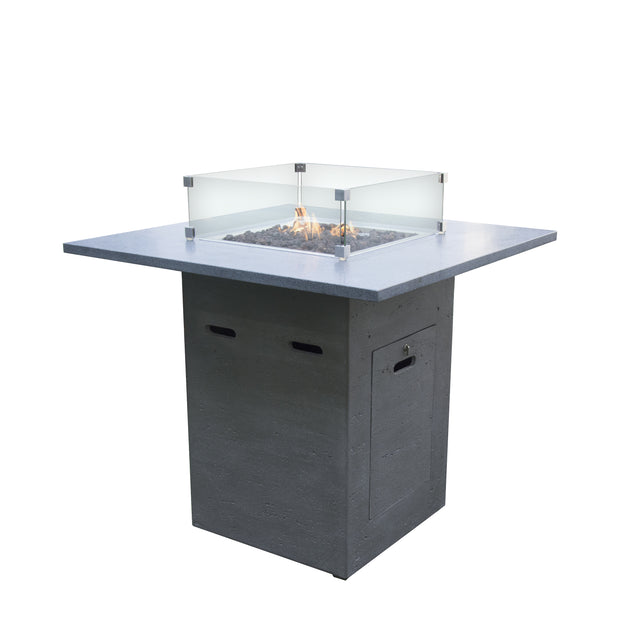 Alps Bar Fire Table