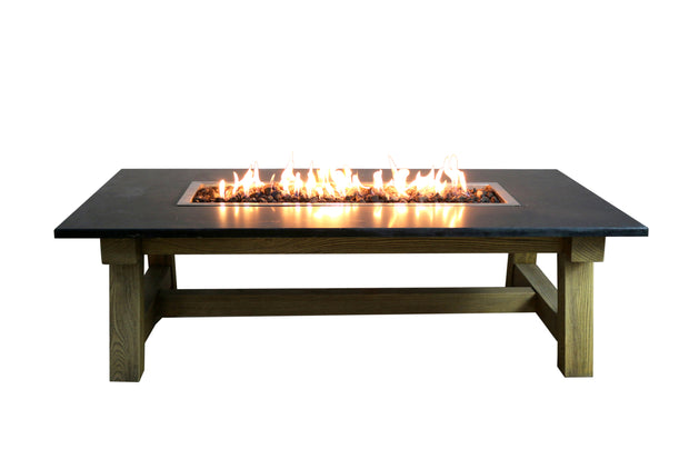 Workshop Fire Coffee Table