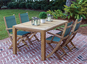 Comfort 63 Teak Dining Table