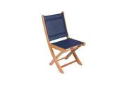 Sailmate Teak Folding Side Chair