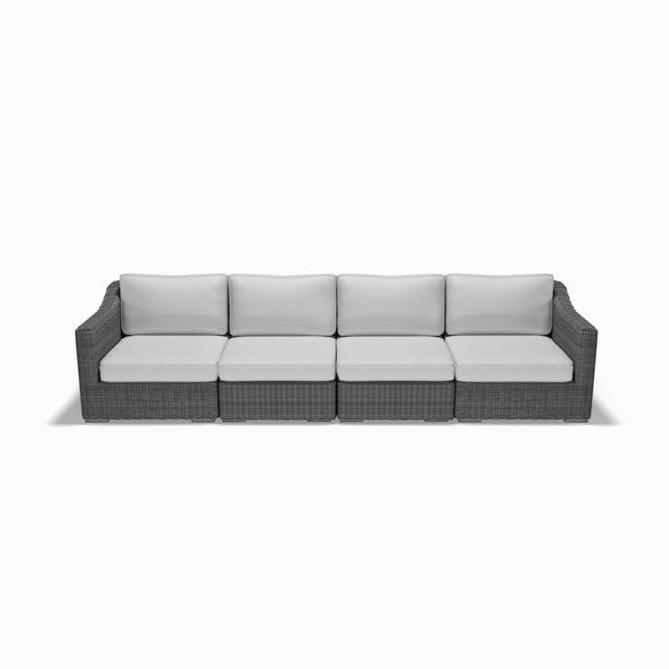 4-Seat Sofa (Sloped Arms)