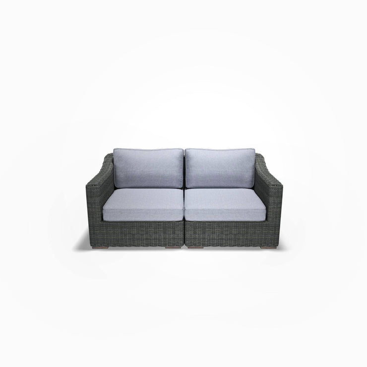 Loveseat (Sloped Arms)