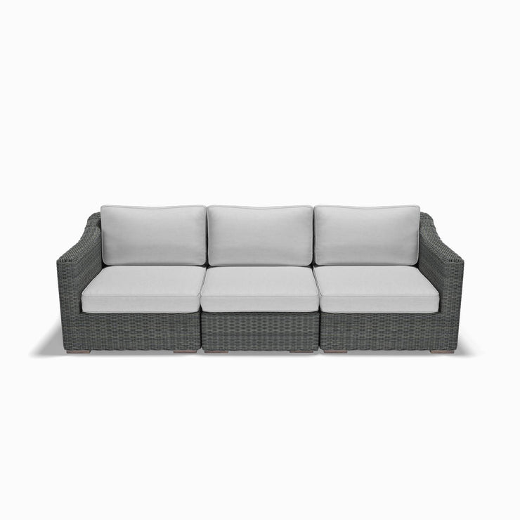 3-Seat Sofa (Sloped Arms)