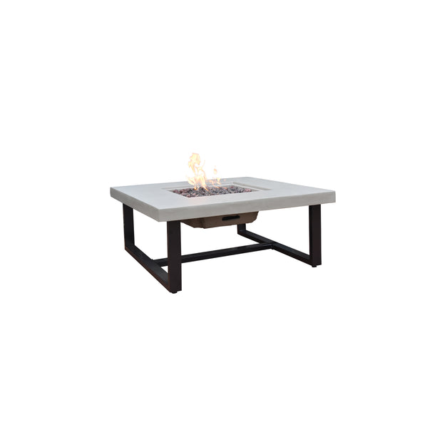 Aachen Fire Pit Coffee Table