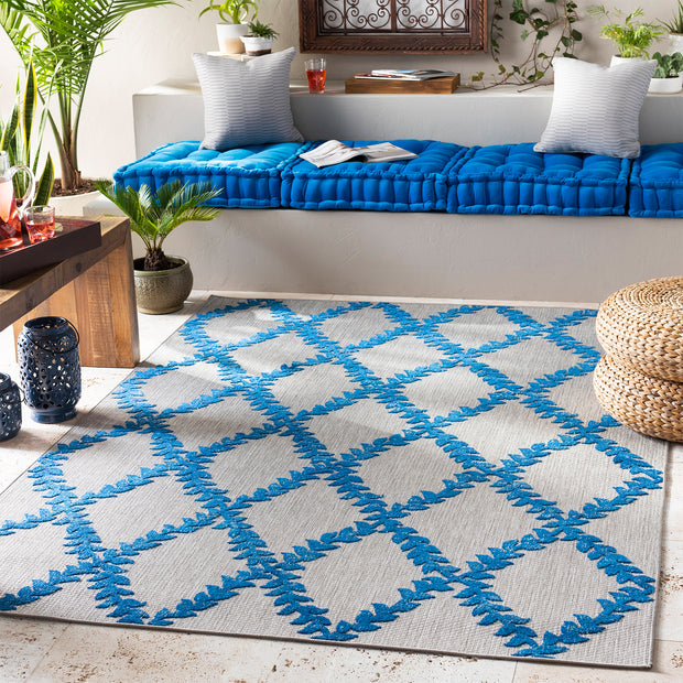 Big Sur Rug in Topaz