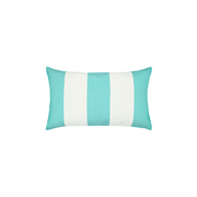 Cabana Lumbar Sunbrella Throw Pillow