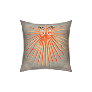 Chameleon Sunbrella Throw Pillow