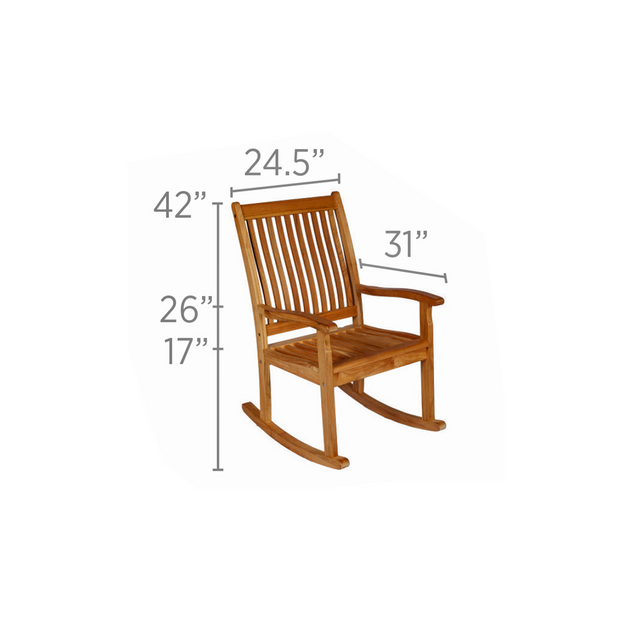 Comfort Rocking Chair