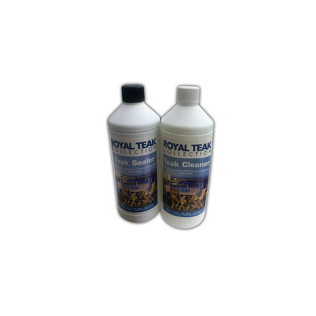 Teak Cleaner and Sealer