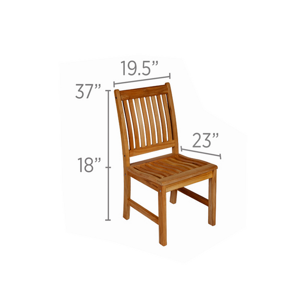 Compass Side Dining Chair