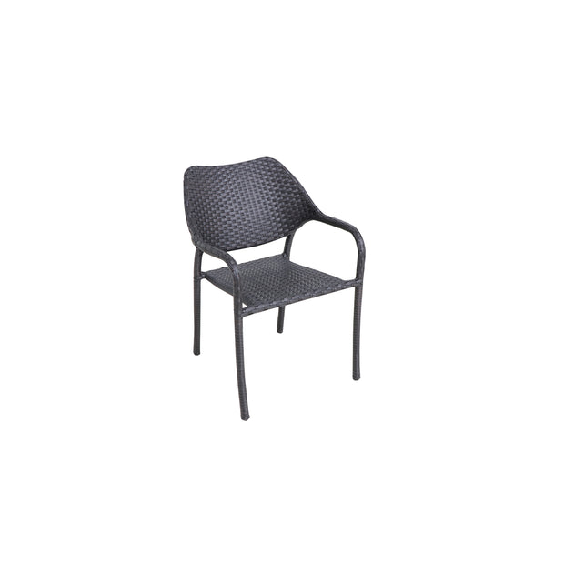 Metro Stacking Arm Chair