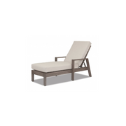 Sunset West Laguna Chaise Lounge with Sunbrella Cushions
