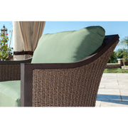 Biscay Wicker Club Chair