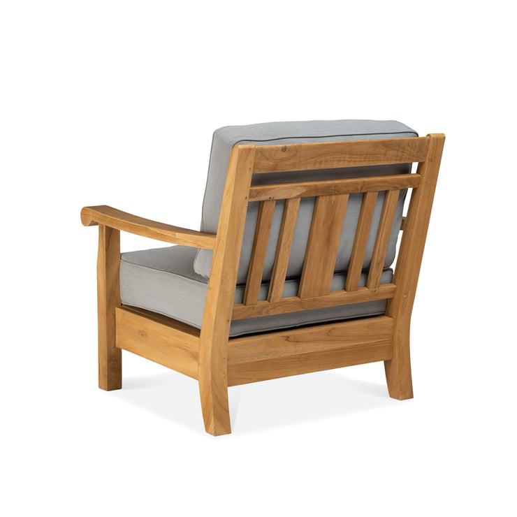 Jackson Natural Teak Club Chair