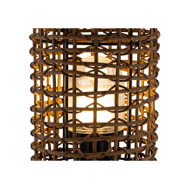 Kitto Rattan Table Lamp