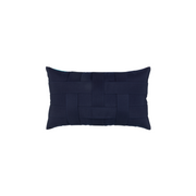 Ginkgo Basketweave Lumbar Sunbrella Throw Pillow