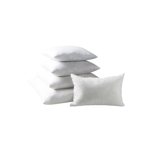 Outdoor Down Throw Pillow Inserts