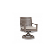 Sunset West Laguna Swivel Dining Chair