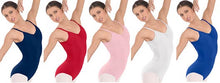 Adult Eurotard Camisole Leotard