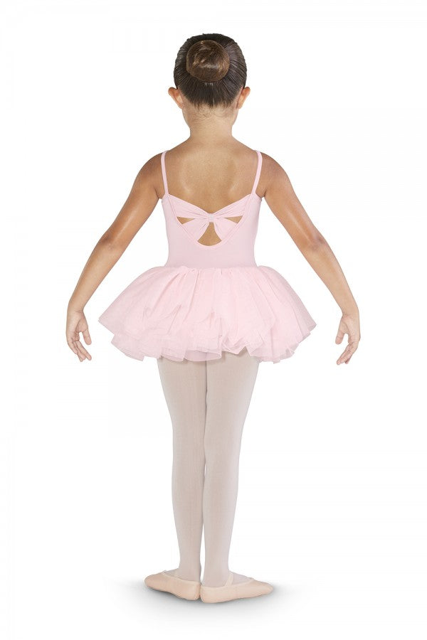 Embroidered Camisole Ballet Tutu Dress