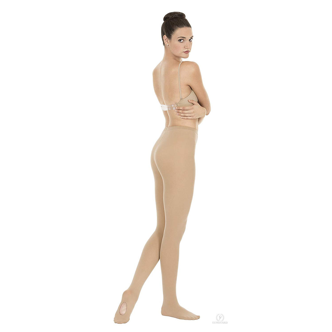 Euroskins 210 Convertible Light Suntan Tights