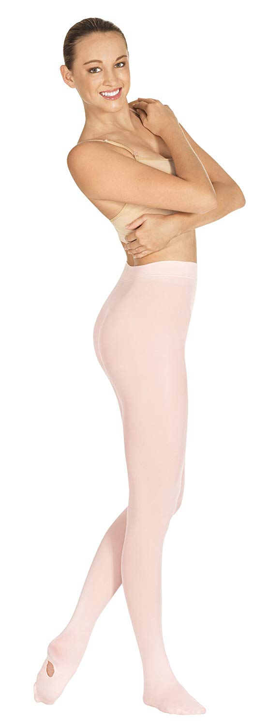 Euroskins Convertible Theatrical Pink Tights