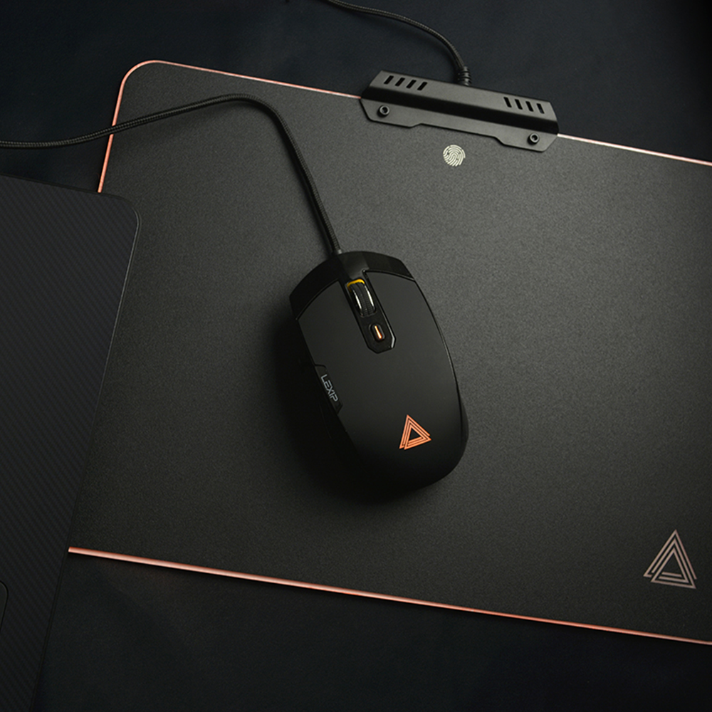 Pu94 Pro Mouse + B5 Touch Control Mousepad