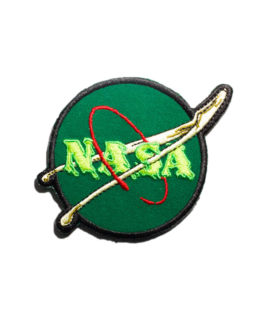 1th goods bone nasa patch