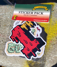 1th Sticker pack