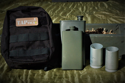 Individual and Friends Alcohol Kit - Large (IFAK-L)