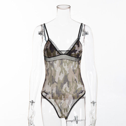 Camouflage Lingerie