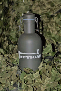 Taptical He Short Round Growler - Growler